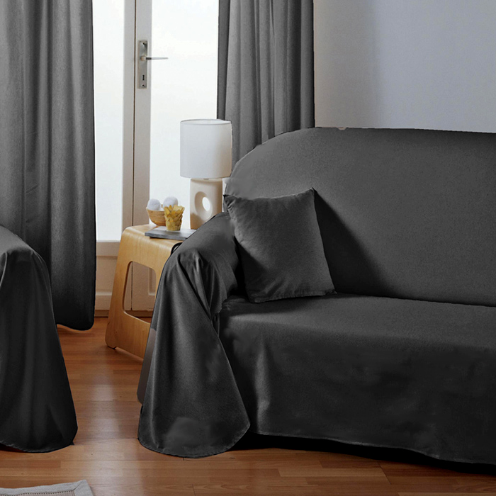 jet de canap et plaids le confort de votre canap. Black Bedroom Furniture Sets. Home Design Ideas