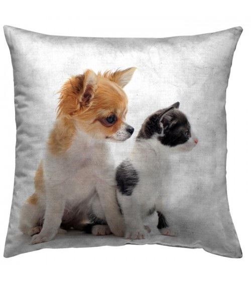 Housse coussin Puppy