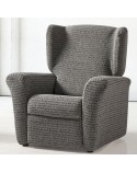 Housse fauteuil relax extensible messina